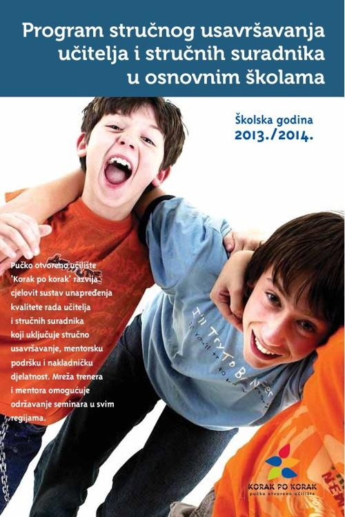 Program stručnog usavršavanja za ucitelje
