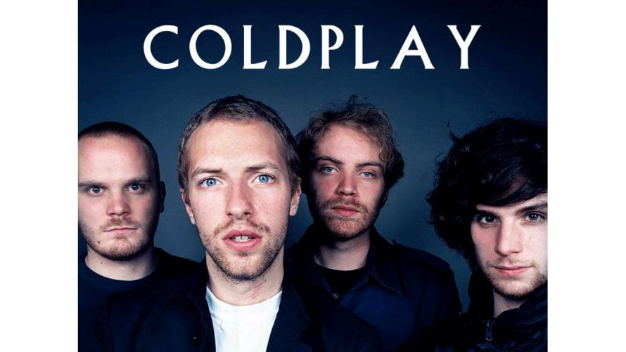 COLDPLAY 1