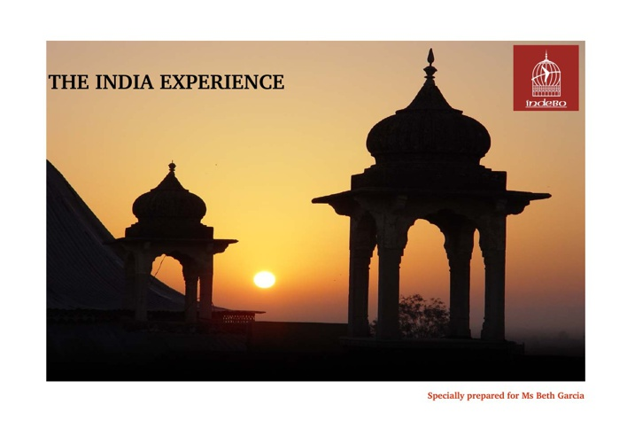 The India Experience