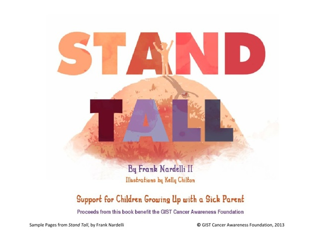 Stand Tall SAMPLE