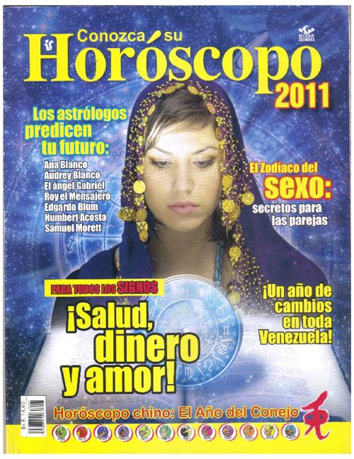 Conozca so Horozcopo 2011