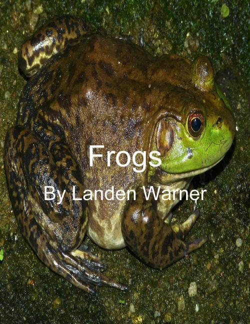 frog book L Warner