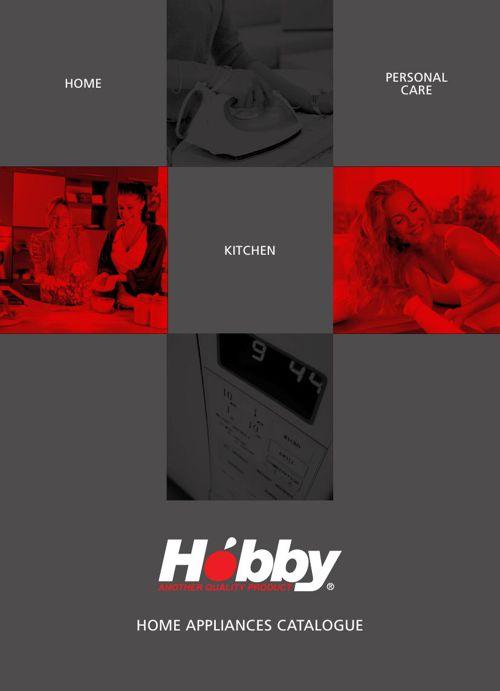 HOBBY PRODUCTS CATALOGUE