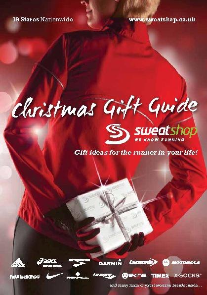 Sweatshop Christmas Gift Guide 2012