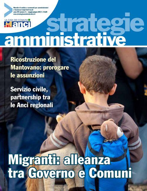 Strategie Amministrative - Maggio Giugno 2017