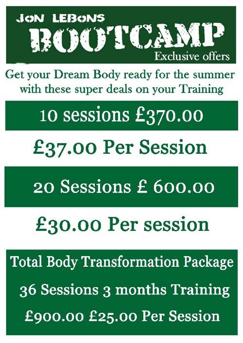 Session Deals 2012