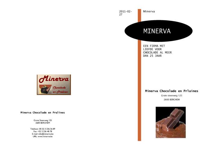 Catalogus Minerva Matthias