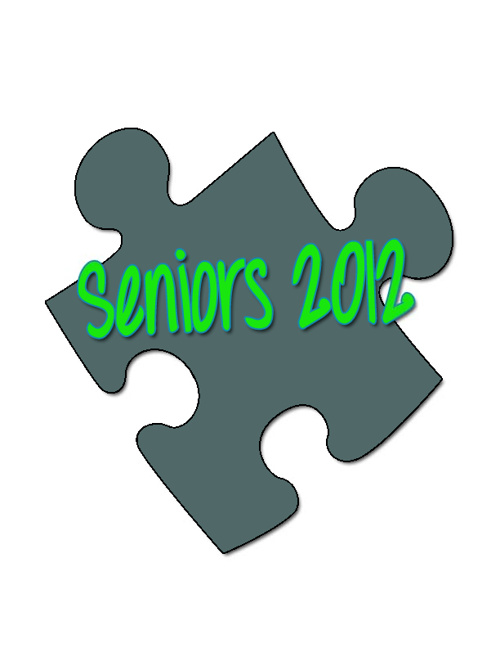 Yearbook Senior Staff 2012
