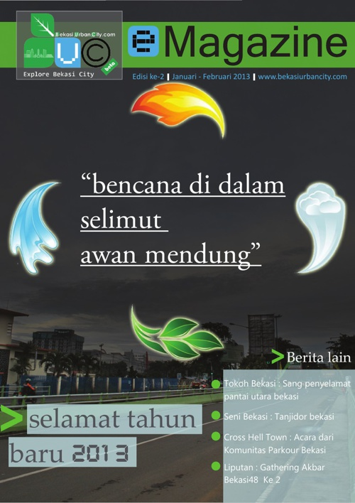 Bekasi Urban City Courtesy