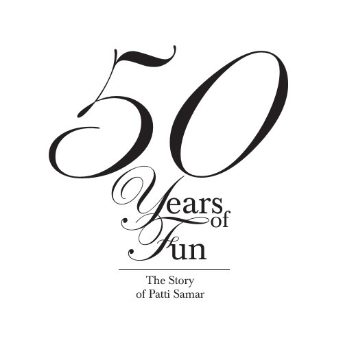 50 Years of Fun: Birthday Invitation for Patti Samar