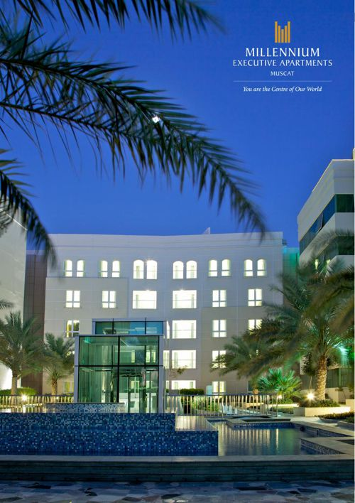 Welcome to Millennium Executive Apartments Muscat