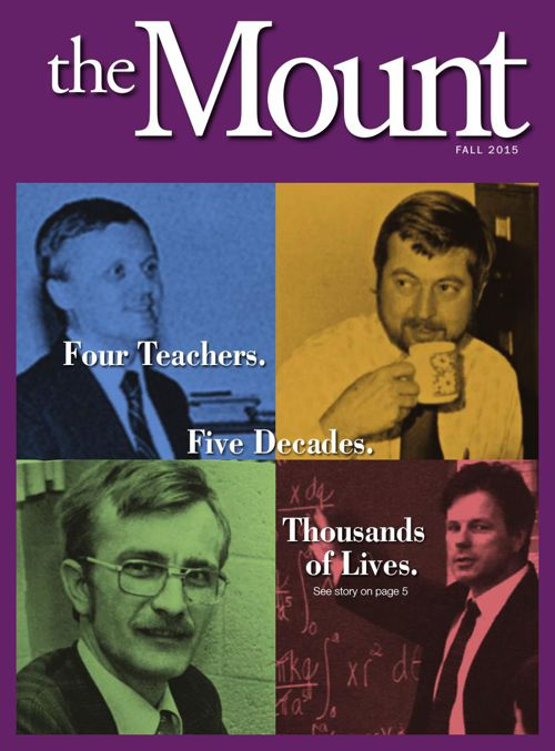 The 2015 Fall Mount Magazine