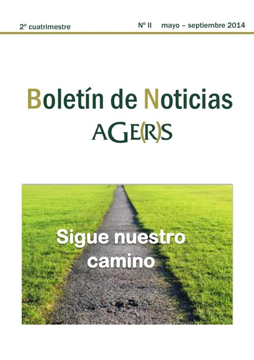 2º Boletín de Noticias AGERS