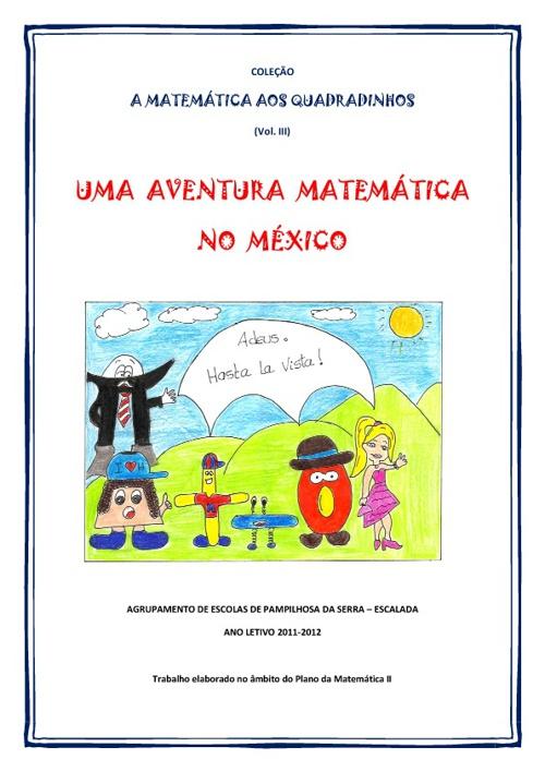 Uma Aventura Matemática no México