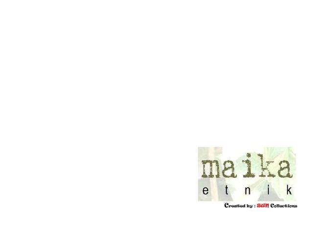 Maika Catalogue