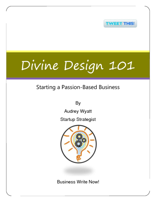 Divine Design 101: Starting a Passion-Based Business