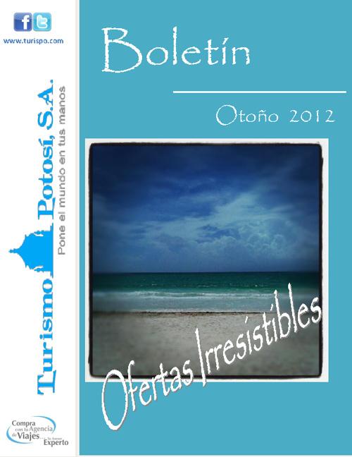 Boletin Otoño 2012