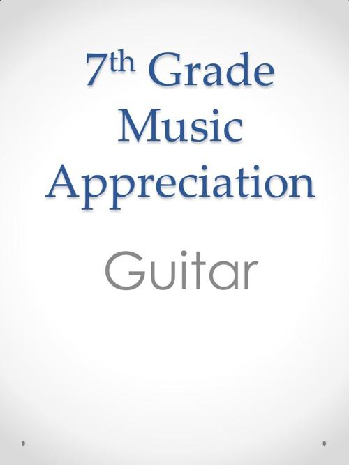 Test Guitar Book