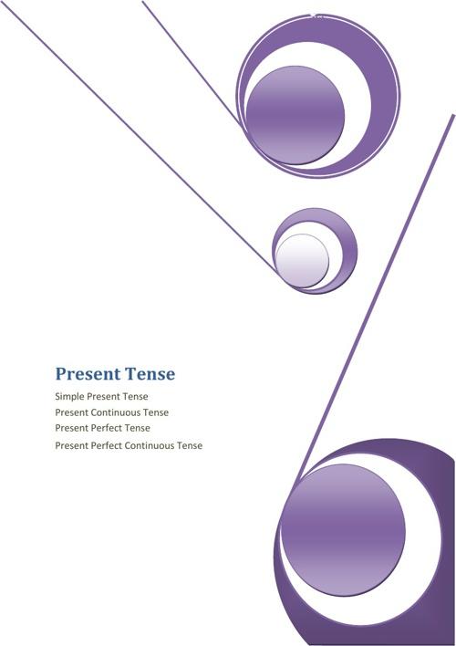 Module Present Tenses by Yunira Noor Rachmah