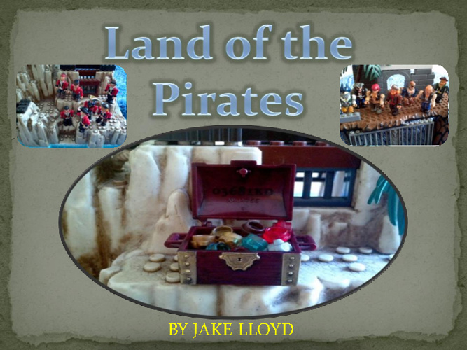 Land of the Pirates