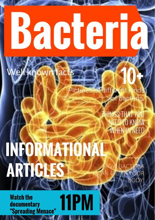 Bacteria! (Health Weekly edition 12/14/15)