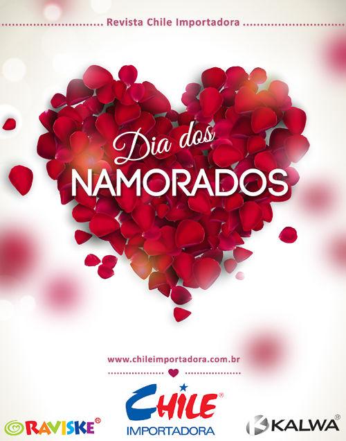 Revista Chile Importadora dia dos Namorados
