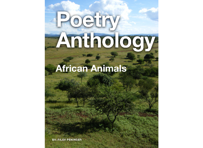 Riley's poetry anthology