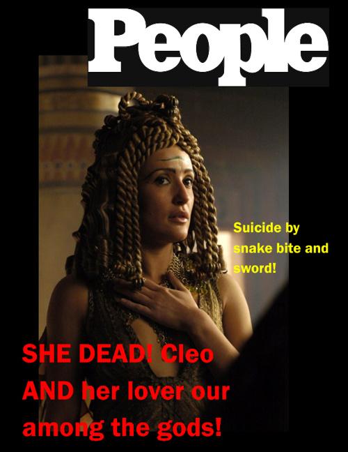 Cleopatra Draft Yoncha