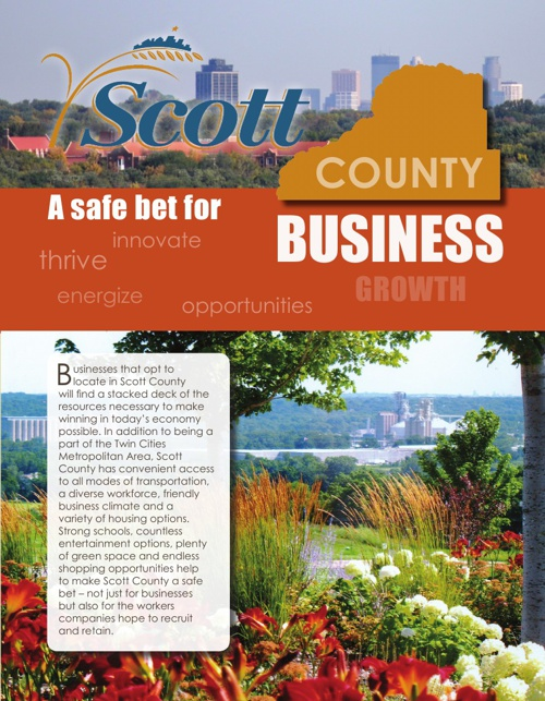 Scott County Broker Event