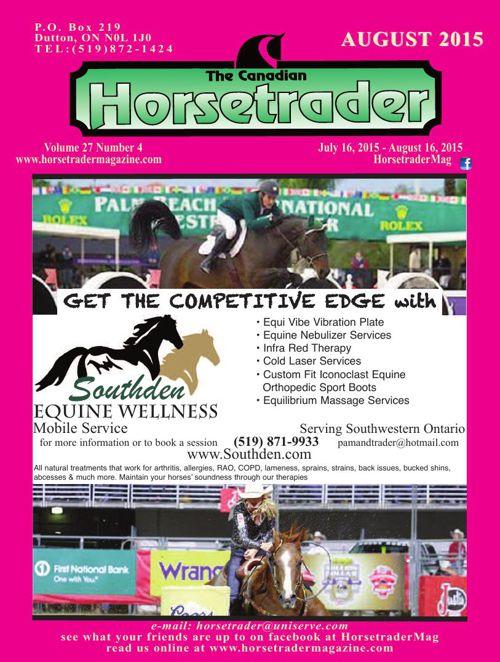 Horsetrader Magazine August 2015 v2
