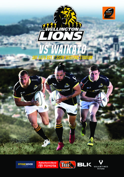 Wellington v Waikato