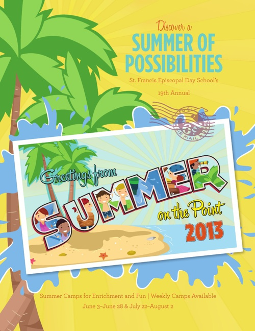 Summer on the Point 2013 Course Guide