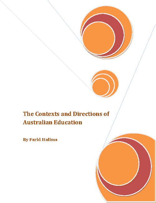 The Contexts and Directions of Australian Education