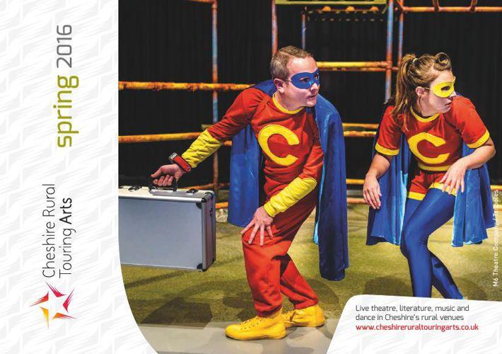 CRTA Spring 2016 Brochure