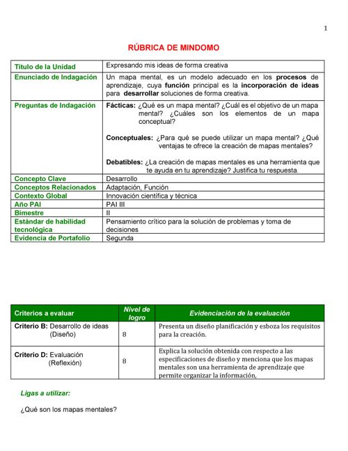 Copia de RÚBRICA DE MINDOMO.docx
