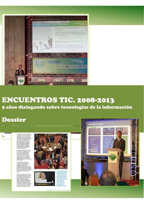 Los Encuentros Tecnologicos de Informática El Corte Inglés