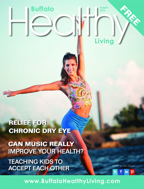 August 2016 Buffalo Healthy Living Magazine