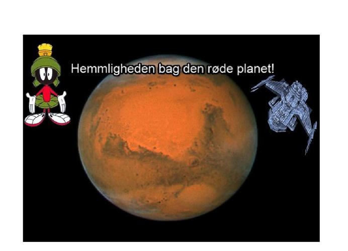 Mars rettede