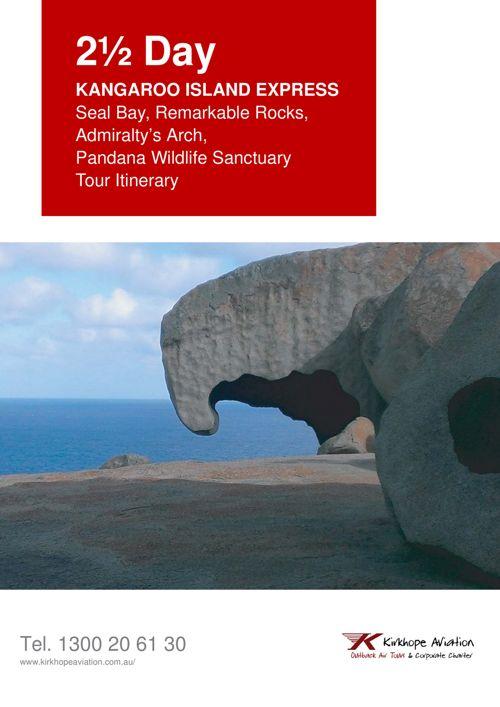 Kangaroo Island Express Tour Itinerary