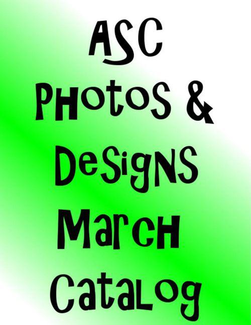 March 2016 catalog