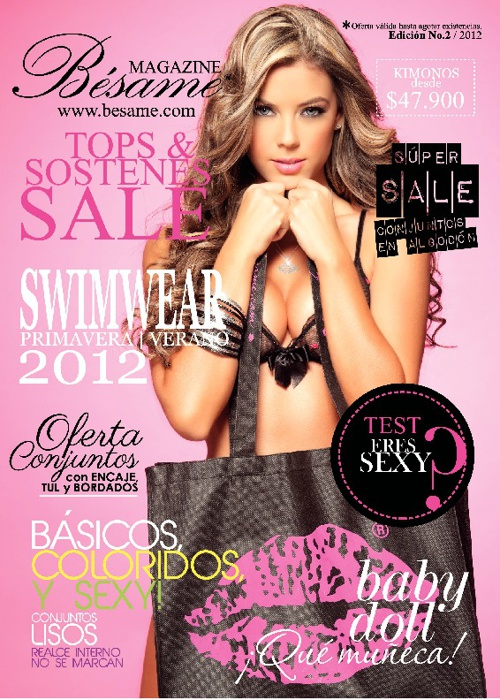 Bésame Magazine - Edición 2-2012