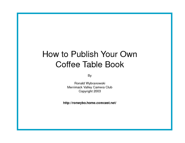 How to publish your book         book by J.D. Rose