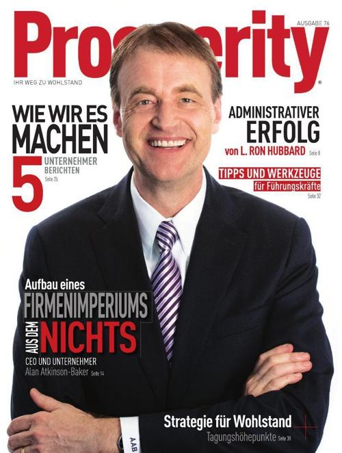 Prosperity 76 German
