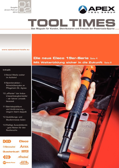 Copy of APEX TOOL TIMES 1-2012