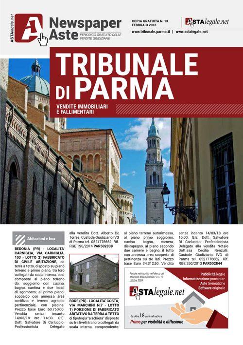 Parma febbraio 2018