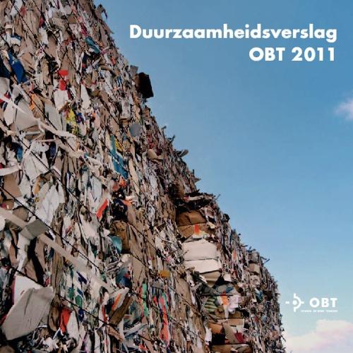 Duurzaamheidsverslag OBT 2011