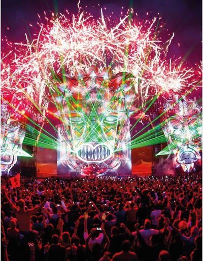 Festivales de Música Electrónica