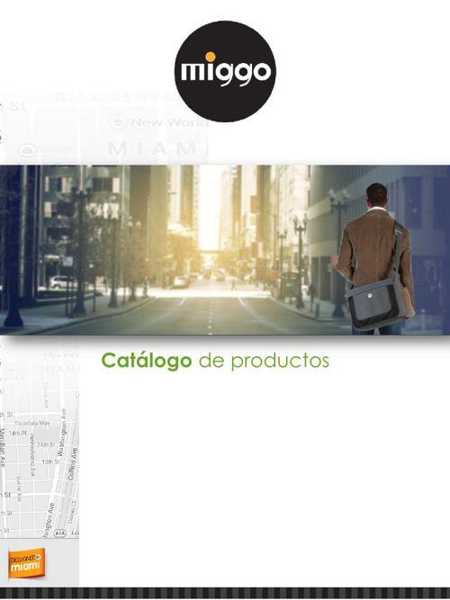 CATÁLOGO MIGGO Style Marzo 2016