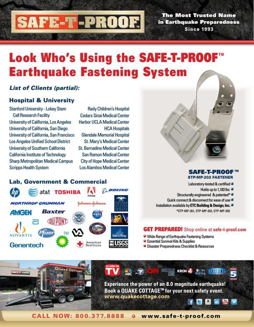 SAFE-T-PROOF Information Package