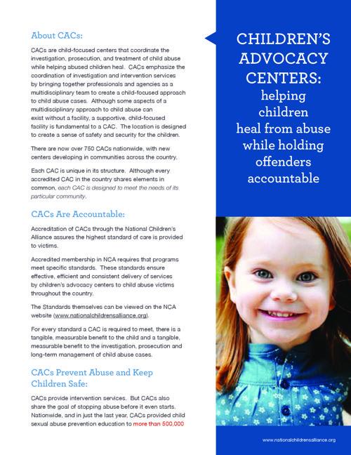 NCA Policy Brief
